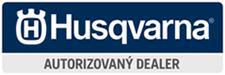logo Husqvarna autorizovaný dealer Wunder.cz